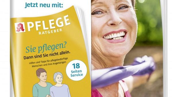 """Wort & Bild Verlag bringt """"Digital Ratgeber Gesundheit"""" und """"Pflegeratgeber"""""""