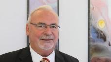"""Beurteilt die Lage in Griechenland als """"katastrophal"""": der Sonderbeauftragte des BMG, Wolfgang Zöller. (Foto: Sket)"""