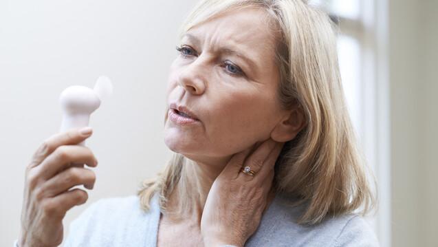 """Apotheker:innen dürfte bekannt sein, dass dieser Rückgang wahrscheinlich auf den """"ewigen Streit"""" um die Vorteile und Risiken der Hormontherapie zurückzuführen ist. (Foto:highwaystarz / AdobeStock)"""