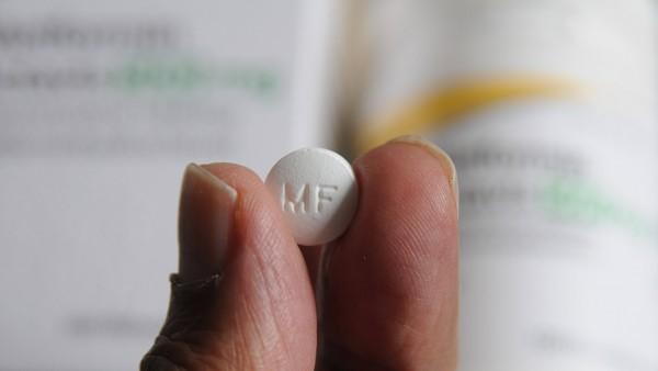 Die Versorgung mit Metformin ist angespannt