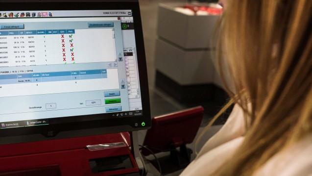 Blick ins Leere: Union und SPD wollen mit Änderungsanträgen zum Faire-Kassenwahl-Gesetz dafür sorgen, dass Arzneimittel seltener defekt sind. (m / Foto: imago images / Steinert)