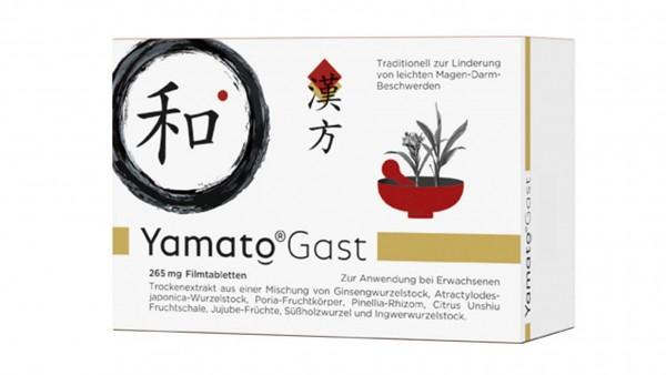 Japanische Pflanzenheilkunde: Pohl-Boskamp bringt Magenmittel