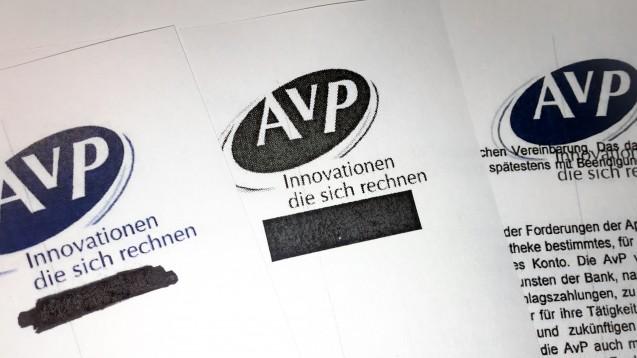 AvP-Insolvenz