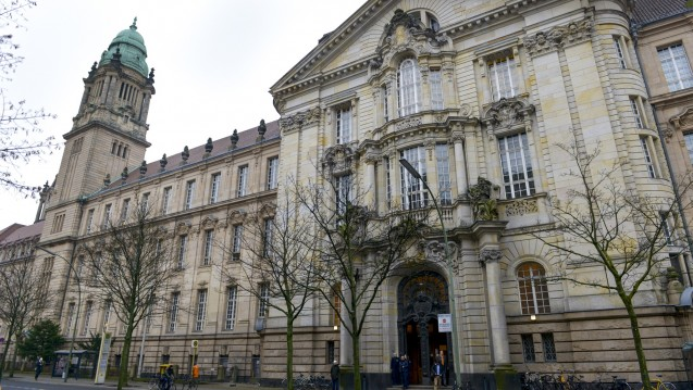 Ex-ABDA-Sprecher Thomas Bellartz muss bereits seit einem Jahr regelmäßig im Landgericht Berlin erscheinen. ( r / Foto: Külker)
