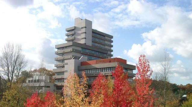 In Essen wurde am Freitag ein Institut eröffnet, das sich nur der HIV-Forschung widmet. (Foto: UKE)