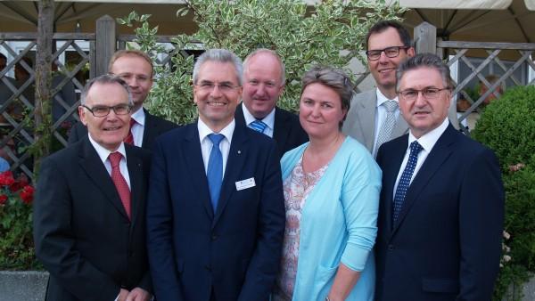 Hubmann bleibt Verbandschef