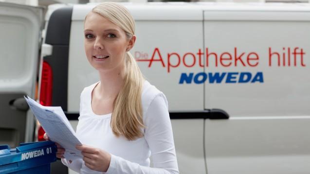 Die Noweda will künftig nicht nur die Apotheken beliefern, sondern in deren Auftrag auch die Endverbraucher. (Foto: Noweda)