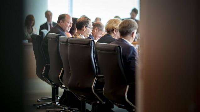 Das Bundeskabinett hat am heutigen Mittwoch eine Gegenäußerung zur Stellungnahme des Bundesrates beschlossen, die sich mit der PTA-Reform befasst. (c / Foto: Külker)
