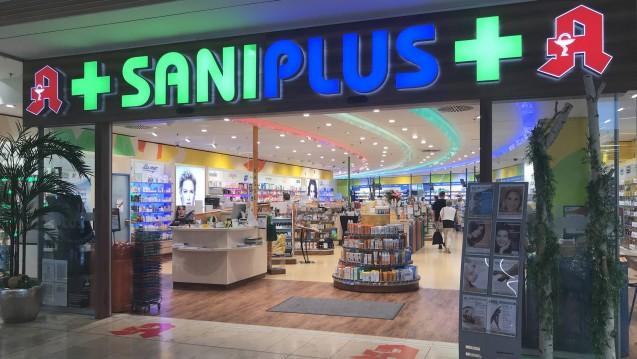 Eins plus drei: Die SaniPlus Apotheken in München umfassen eine Haupt- und drei Filialapotheken. (j/Foto: imago)