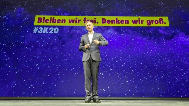 FDP-Chef Christian Lindner hat erneut betont, dass die FDP keine Apotheker-Partei ist. (m / Foto: imago images / A. Hettrich)