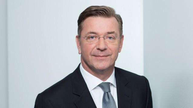 Dr. Herbert Lang ist seit 2010  Vorstandsvorsitzender der Sanacorp. (Foto: Sanacorp)