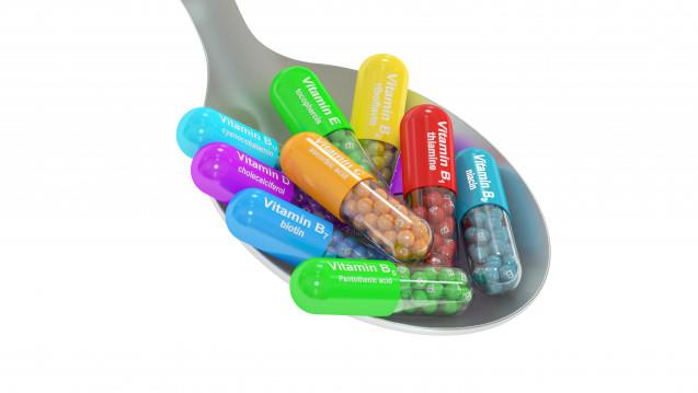 Vitamine können mit Gefahren einhergehen. (Foto:alexlmx / Fotolia)