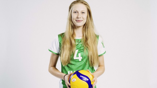 Doreen Luther - Von der Apotheke in die Volleyball-Bundesliga
