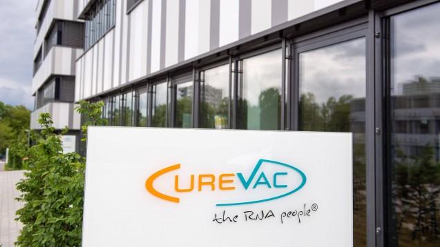 Das Biotech-Unternehmen Curevac mit Sitz in Tübingen hat einen vielversprechenden Impfstoffkandidaten gegen COVID-19 in der Pipeline – und wird derzeit heftig umworben. (m / Foto: imago images / Eibner)
