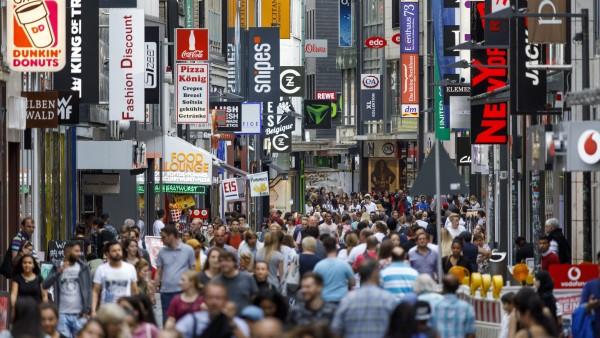 Gibt es in Fußgängerzonen bald nur noch Ketten und Franchise?