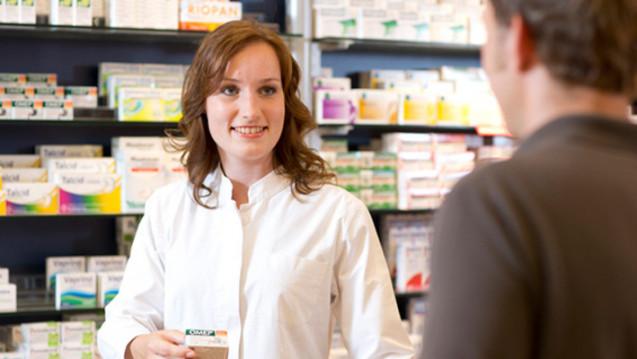 P'TA sind für Apotheken und für die Versorgung unverzichtbar. Sie übernehmen mittlerweile bis zu 80 Prozent der Kundenkontakte. (Foto: Schelbert)