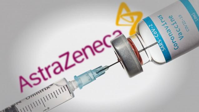 Der Impfstoff wird derzeit von der europäischen Arzneimittel-Behörde EMA in einem sogenannten Rolling-Review-Verfahren geprüft. Mit AstraZeneca hat die EU bereits einen Rahmenvertrag über die Lieferung von Impfdosen geschlossen.(s / Foto: imago images / MiS)
