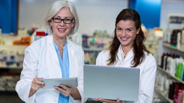Gemeinsam ins digitale Zeitalter: ABDA und KBV wollen, dass Ärzte und Apotheker das Digital Health-Zeitalter gemeinsam gestalten. (Foto Wavebreak / Adobe Stock)