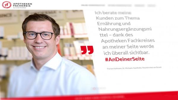 """Apotheken Fachkreis"" führt Marketing-Portal ein"