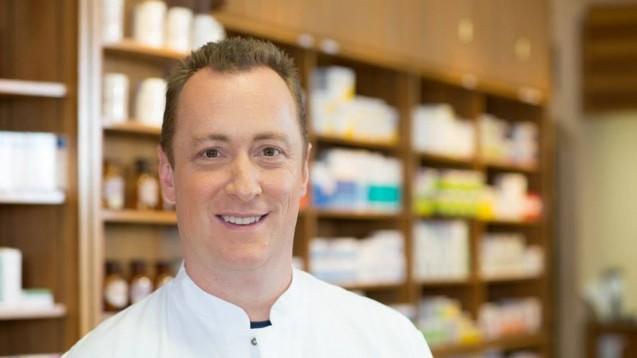 Dr. Berthold Pohl leitet die Max-Weber-Platz-Apotheke in München und hat sich intensiv mit der Cannabis-Analytik auseinandergesetzt. (m / Foto: privat)