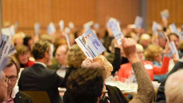 Die Noweda hatte zur Generalversammlung nach Essen geladen. (Foto: Noweda)