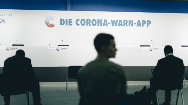 Laut Telekom werden alle Provider für die Corona-Warn-App keinen Datenverkehr berechnen. (c / Foto: imago images / photothek)