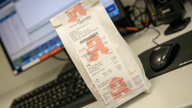 Der Nacht- und Notdienstfonds schüttet derzeit die einmalige Botendienstpauschale von 250 Euro an die Apotheken aus, die in der SARS-CoV-2-Arzneimittelversorgungsverordnung festgeschrieben ist. (Foto: Schelbert)
