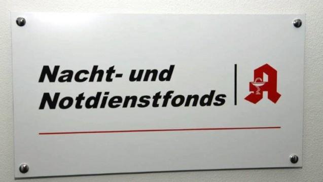 Der NNF zahlt zum Monatsende die Notdienstpauschalen an Apotheken aus. (Foto: Sket)