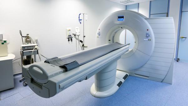 Nicht immer unbedingt ein CT