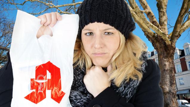 Ist es Apothekern vorzuwerfen, an Erkältungsmitteln Geld zu verdienen? (Bild: Dan Race / stock.adobe.com)