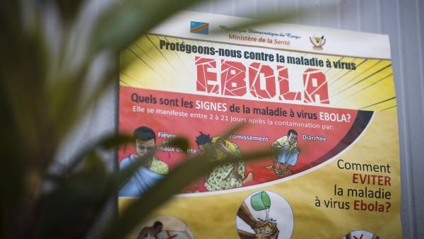 Ebola-Ausbruch in Afrika – und es gibt nicht genügend Impfstoff