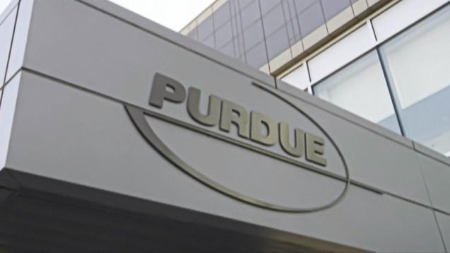 Der US- Pharmakonzern Purdue steht offenbar vor einem milliardenschweren Vergleich zur Beilegung des Großteils an Rechtsstreitigkeiten im Zusammenhang mit der Opioidkrise in den USA.(Foto: imago images / ZUMA Press)