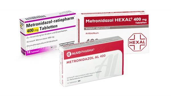 Metronidazol-Versorgung fast lahmgelegt