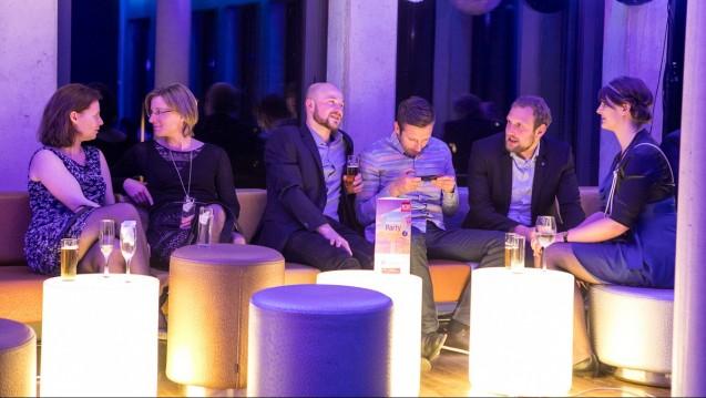 Wohlbefinden durch Lichtarchitektur - das Tanzhaus Bonn bietet gehobenes Ambiente. (Alle Fotos: Schelbert / DAZ)