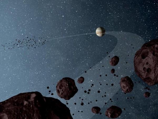 Kosmischer Geisterfahrer rast durchs Sonnensystem