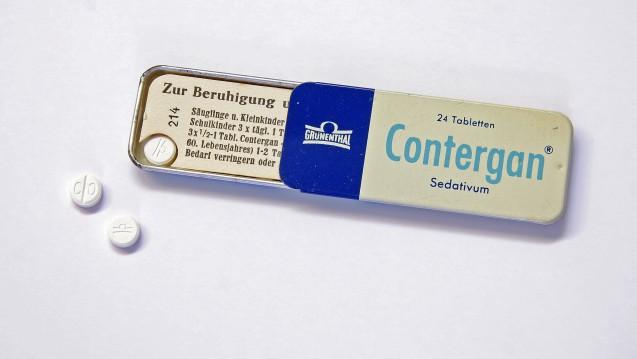 Contergan: Ein Arzneimittel mit schwerwiegenden Folgen. (Foto: picture alliance / JOKER)