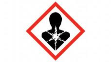 Gefährlich für Gesundheit und Umwelt - für N-Nitrosodimethylamin gelten drei Gefahrensymbole GHS06, GHS08 (abgebildetes Symbol) und GHS09. ( r / Foto: bilderzwerg / stock.adobe.com)