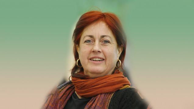 Sylvia Gabelmann, Apothekerin und Arzneimittelexpertin der Linksfraktion, beschwert sich über zu hohe Arzneimittelpreise. (Foto: Imago)