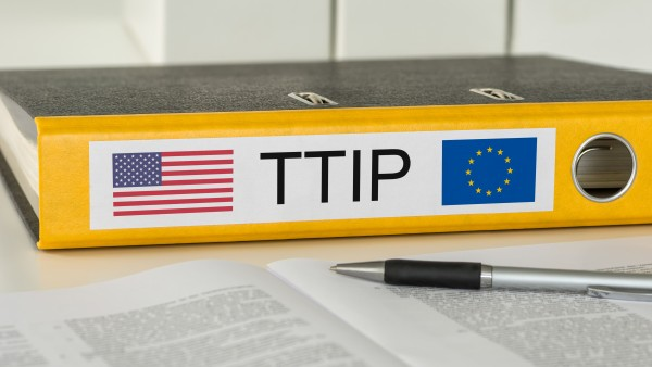 """TTIP kein """"Schreckgespenst"""""""
