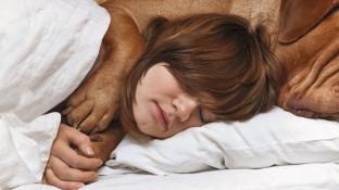 Schlafen ist nicht immer einfach