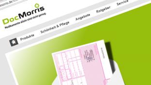 DocMorris wirbt im Kundenmagazin der DAK