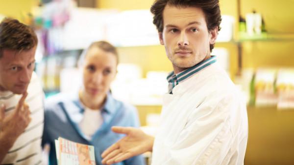 Fehlerfreie Rezepte verbessern die Patientensicherheit
