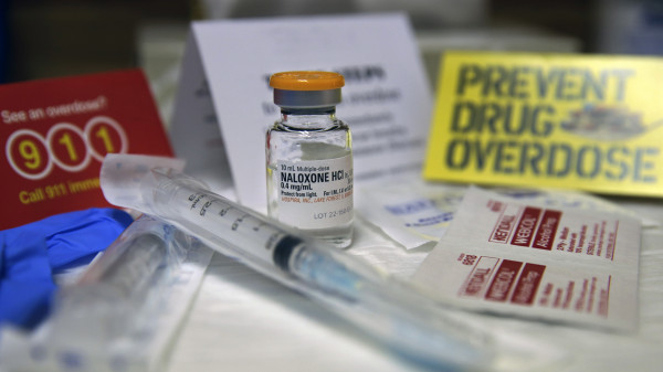 Opioidüberdosierungen steigen vielerorts um 30 Prozent