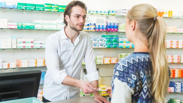 Valproat-Karte vom Arzt oder vom Apotheker?
