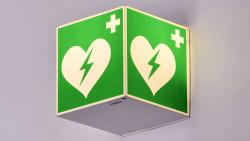 Kardiologen warnen vor leicht zunehmenden Zahlen bei Herz-Kreislauferkrankungen. Besonders das Vorhofflimmern bleibe oft unentdeckt und könne gefährlich sein. ( r / Foto: Imago)