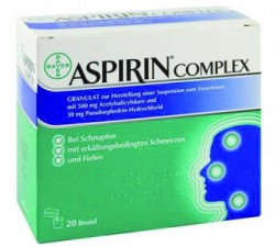 Bild 174286: D352013_Aspirin complex
