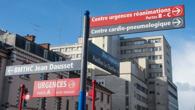Wie geht es weiter nach dem Zwischenfall in Rennes? (Foto: picture alliance / dpa)