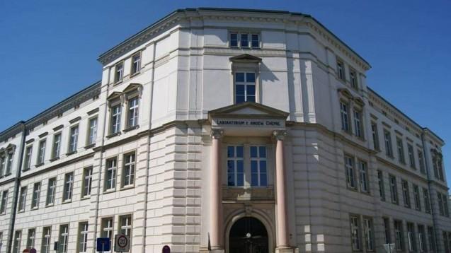 Apothekerausbildung in Sachsen: Leipzig ist der einzige Pharmaziestandort. (Foto: Universität Leipzig)