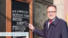 Sorgt sich um die regionale Versorgung, nicht nur in der Oberpfalz: Reiner Meier, CSU, fordert ein Verbot des Rx-Versands. (Screenshot: reiner-meier.com)
