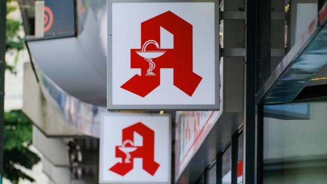 Die Apotheken bewerten ihre gegenwärtige Geschäftslage derzeit so gut wie lange nicht. (Foto: IMAGO / Michael Gstettenbauer)
